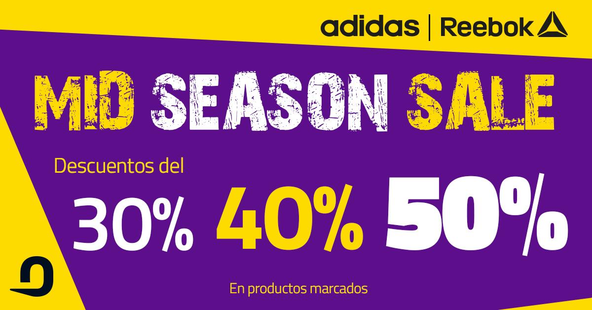 Mid Season Sale en Oteros